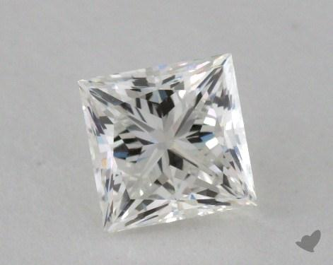 0.73 Carat G-VVS1 Princess Cut Diamond