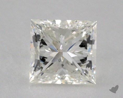 1.71 Carat I-SI1 Ideal Cut Princess Diamond