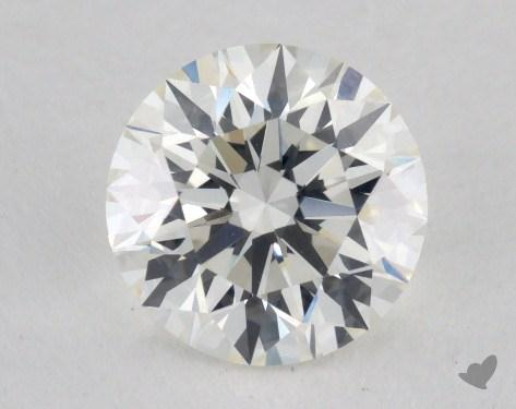 1.31 Carat I-VVS2 Excellent Cut Round Diamond
