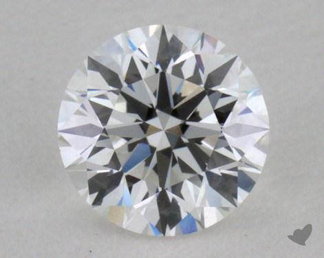 0.50 Carat F-VS1 Very Good Cut Round Diamond