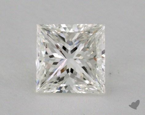 1.26 Carat I-VS1 Ideal Cut Princess Diamond