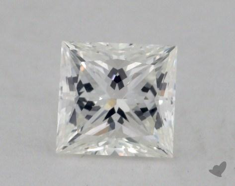 1.03 Carat H-VS1 Princess Cut Diamond