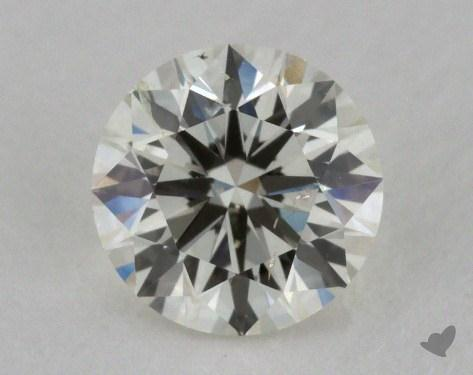 0.70 Carat J-SI2 Very Good Cut Round Diamond