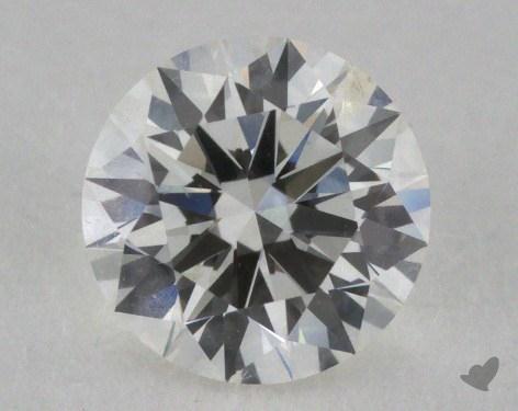 0.71 Carat H-I1 Ideal Cut Round Diamond