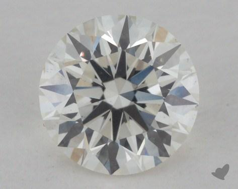 1.08 Carat J-VS2 Ideal Cut Round Diamond