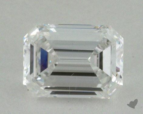 0.50 Carat D-VS1 Emerald Cut Diamond