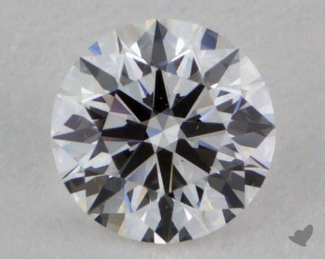 0.30 Carat E-VVS1 True Hearts<sup>TM</sup> Ideal Diamond