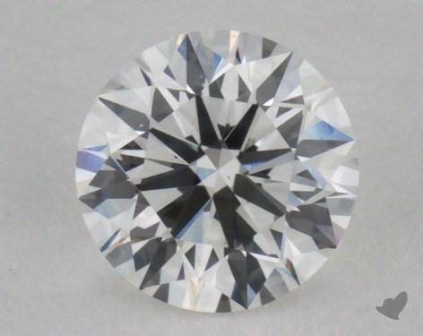 0.53 Carat G-VS2 Round Diamond