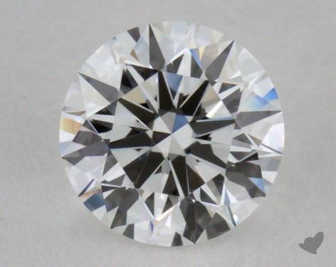0.53 Carat E-IF Excellent Cut Round Diamond