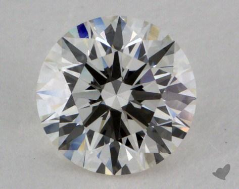 0.70 Carat I-VVS1 Ideal Cut Round Diamond