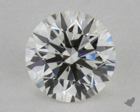 0.57 Carat I-VS1 Excellent Cut Round Diamond