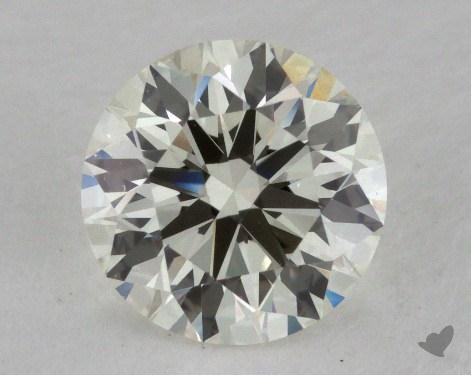 1.01 Carat I-VS2 Excellent Cut Round Diamond