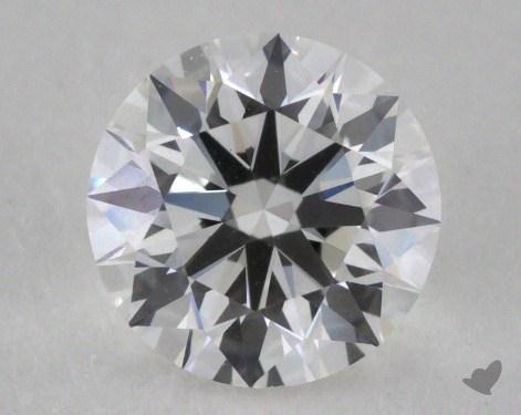 1.02 Carat F-VS1 Excellent Cut Round Diamond