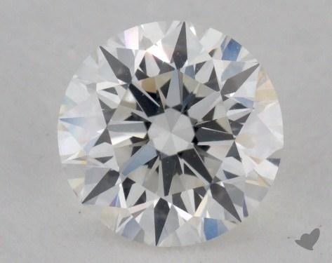 0.80 Carat G-VVS2 Very Good Cut Round Diamond
