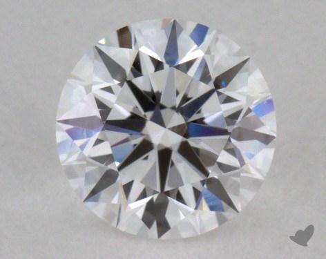 0.70 Carat D-VS1 Excellent Cut Round Diamond