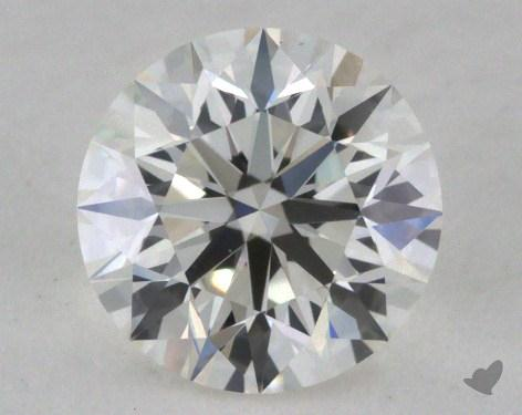 0.70 Carat G-VS1 Excellent Cut Round Diamond
