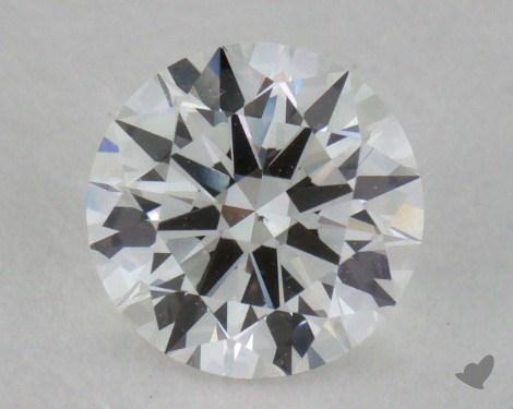 0.91 Carat F-VS2 Excellent Cut Round Diamond
