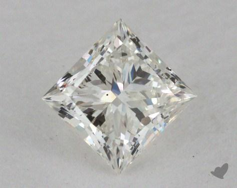 0.70 Carat I-VS2 Ideal Cut Princess Diamond