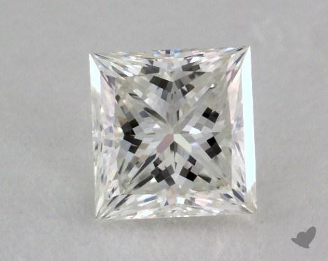 1.02 Carat G-SI1 Excellent Cut Princess Diamond