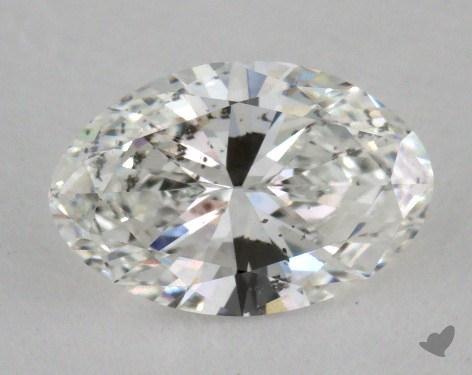 1.06 Carat F-SI2 Oval Cut  Diamond