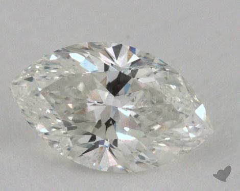 0.80 Carat I-SI2 Marquise Cut Diamond