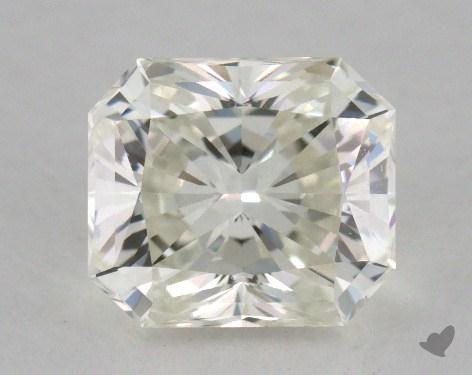 0.92 Carat K-VS2 Radiant Cut Diamond