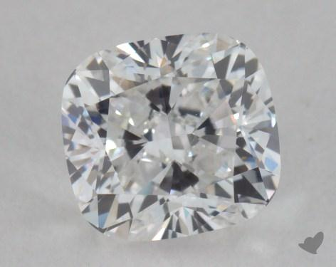 0.85 Carat E-SI1 Cushion Cut Diamond