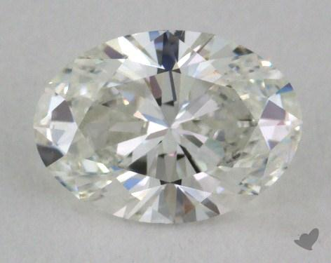 0.51 Carat G-VS2 Oval Cut Diamond