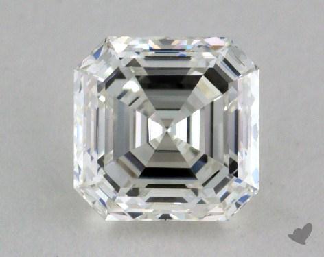 0.90 Carat H-VVS2 Asscher Cut Diamond