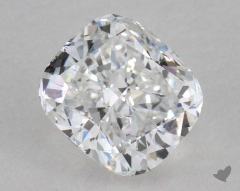 0.74 Carat E-VS1 Cushion Cut Diamond