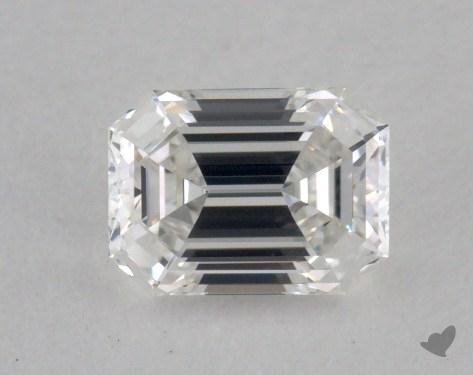 0.41 Carat E-VVS1 Emerald Cut Diamond