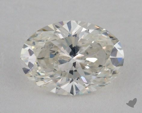 1.04 Carat I-VS2 Oval Cut Diamond
