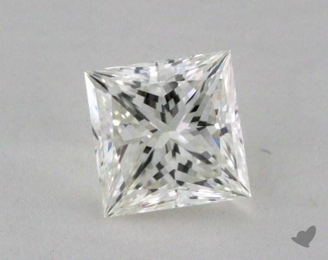 1.03 Carat J-VS2 Ideal Cut Princess Diamond