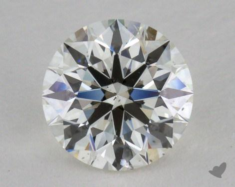 0.94 Carat I-SI1 Excellent Cut Round Diamond