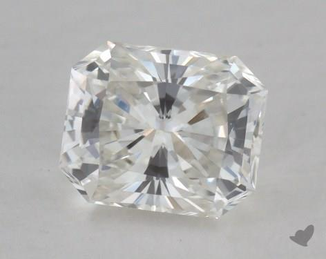 0.87 Carat I-VS2 Radiant Cut Diamond