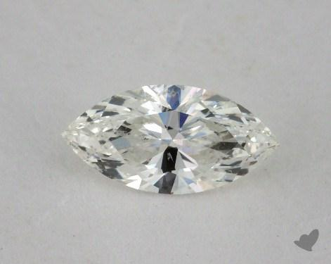 0.84 Carat H-SI2 Marquise Cut Diamond