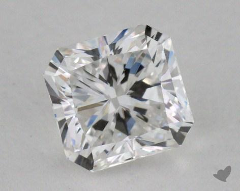 1.01 Carat D-VS1 Radiant Cut Diamond
