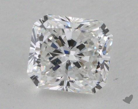 1.01 Carat E-VS1 Radiant Cut Diamond