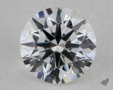 0.60 Carat F-IF Ideal Cut Round Diamond