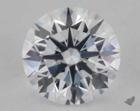0.80 Carat E-VVS2 Ideal Cut Round Diamond