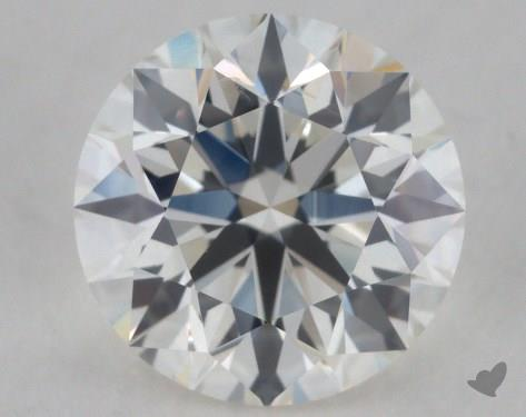 1.51 Carat I-SI1 Ideal Cut Round Diamond