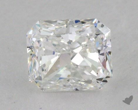 1.02 Carat E-VS1 Radiant Cut Diamond