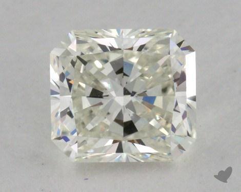 1.02 Carat J-VS1 Radiant Cut Diamond