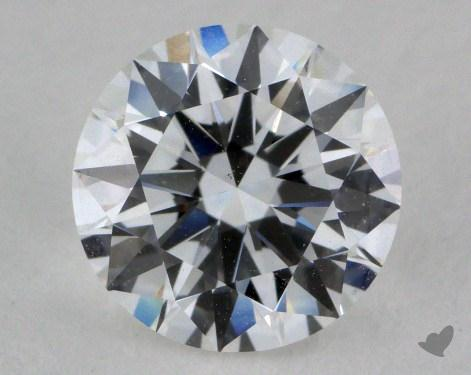1.32 Carat E-VS1 Excellent Cut Round Diamond