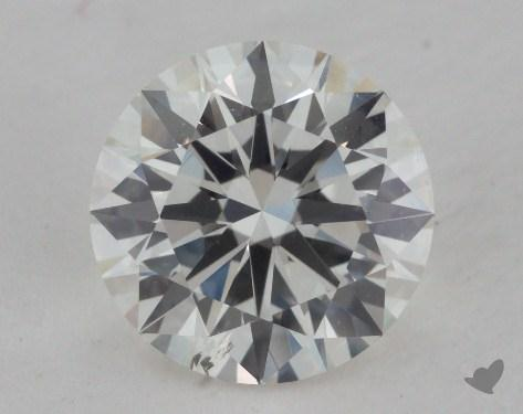 1.72 Carat I-SI1 Ideal Cut Round Diamond