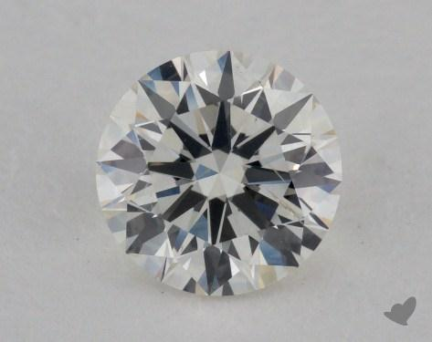 0.90 Carat J-SI2 Ideal Cut Round Diamond