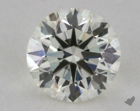 0.81 Carat J-VS2 Ideal Cut Round Diamond
