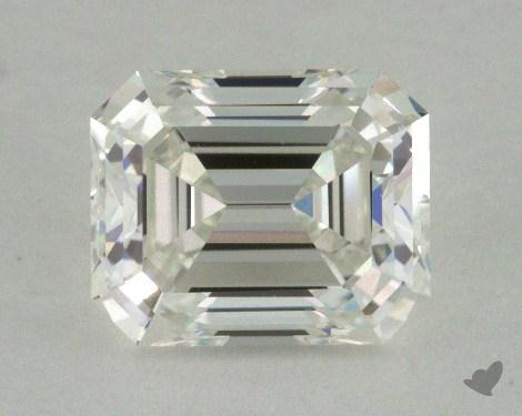 1.07 Carat G-VVS1 Emerald Cut Diamond