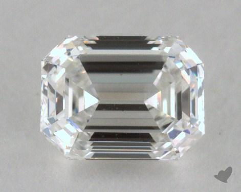 1.02 Carat G-VS1 Emerald Cut  Diamond