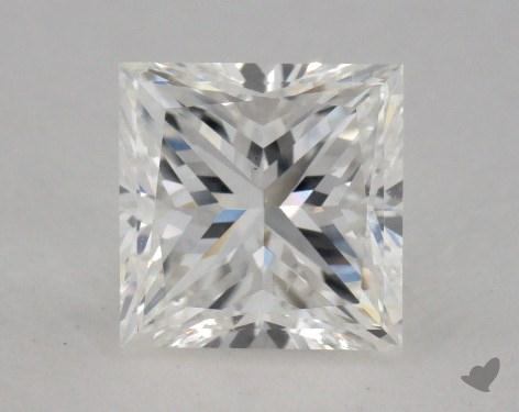 1.22 Carat G-VS2 Princess Cut Diamond